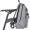 KLICKfix Freepack City Backpack - Gray 4