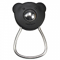 KLICKfix OrbiBar Keyring  keyring with ball - black