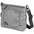 KLICKfix Allegra Fashion handlebar bag - Gray