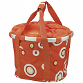 Reisenthel Bikebasket handlebar basket, bike bag - orange