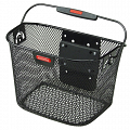 KLICKfix Mini handlebar bike basket