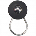 KLICKfix Orbit Keyring keyring with ball - black