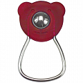 KLICKfix OrbiBar Keyring  keyring with ball - red