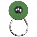 KLICKfix Orbit Keyring keyring with ball - green