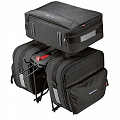 KLICKfix Travel Set for GTA - panniers for carrier adapter