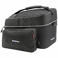 KLICKfix Rackpack Touring UniKlip - racktop bag for any carrier