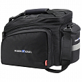 KLICKfix Tourino Trunkbag, racktop bag for carrier adapter
