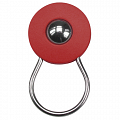 KLICKfix Orbit Keyring keyring with ball - red