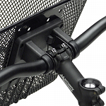 KLICKfix Handlebar Adapter - Permanent Fixed Basket Fitting 2