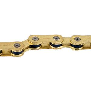 Wippermann Connex 10sG - 10 Speed Chain, Gold 1