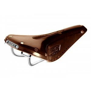 Brooks B17 Narrow Imperial saddle with laces - brown