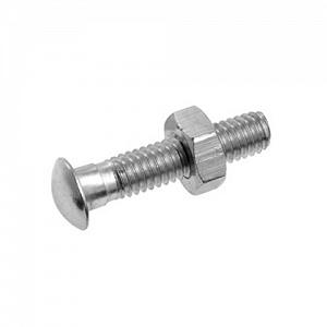 "Brooks 1"" Bolt & Nut Assembly - BMP 180"