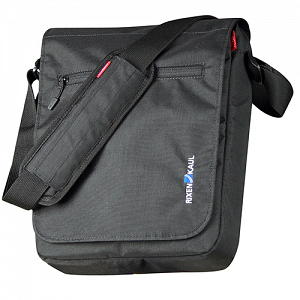 "KLICKfix SmartBag ""Large\"" handlebar bag with compartment for iPad, Tablet PC - black 1"