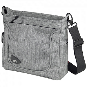 KLICKfix Allegra Fashion handlebar bag - Gray 1