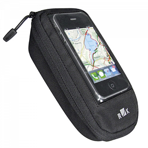 KLICKfix PhoneBag Plus - bike bag with fixation for smartphones on handlebar 1