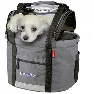KLICKfix Doggy - handlebar bag for dogs 1