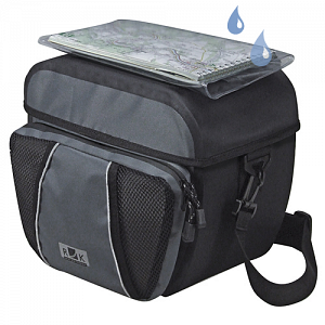 KLICKfix Ultima handlebarbag waterproof handlebar bike bag 1