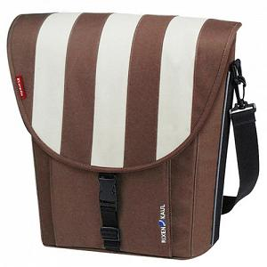 KLICKfix Cita Plus pannier - brown 1