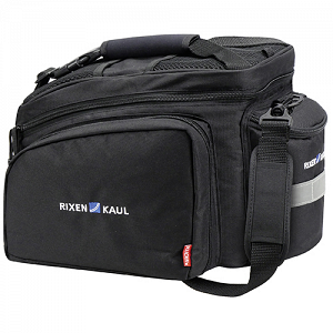 KLICKfix Tourino Trunkbag, racktop bag for carrier adapter 1