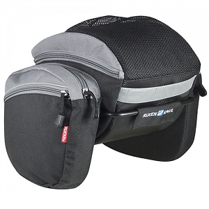 KLICKfix Contour Max Touring bike bag for seat post 1