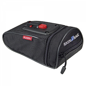 KLICKfix Micro 80 Plus Wedge - bike saddle bag 1