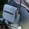 KLICKfix SmartBag Touch - handlebar bike bag with compartment for smartphones - gray 5