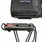 KLICKfix Tourino Trunkbag, racktop bag for carrier adapter 3