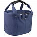 KLICKfix Shopper Comfort Mini blue - handlebar basket, bike bag 3